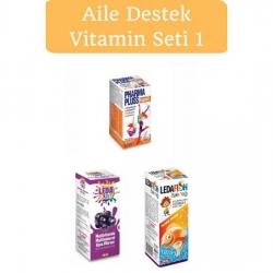 Aile Destek Vitamin Seti 1