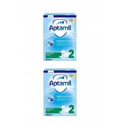 Aptamil 2 Devam Sütü 6-9 Ay 2X450 Gr 2'li paket