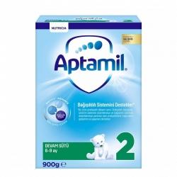 Aptamil 2 Devam Sütü 6-9 Ay 2X450 Gr