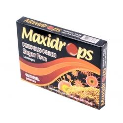 Maxidrops Sekersız Propolıs-Polen 12 Pastil