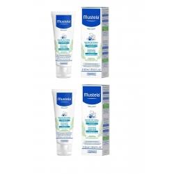 Mustela Reconfortant Soothing Chest Rub 40 ml (Rahatlatıcı Göğüs Balsamı) 2'li paket
