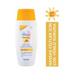 Seba Med Baby Çok Yönlü Güneş Koruyucu Losyon SPF 50+ 150 ml
