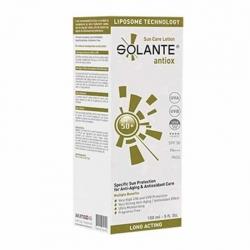 Solante Antiox Sun Care Lotion SPF 50+ 150 ml