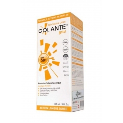 Solante Gold SPF 50+ Yağsız Güneş Koruyucu Losyon 150 ml